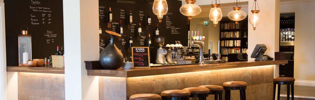 luxury hotel of karma saint martin bar and restaurant