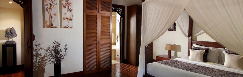luxury karma jimbaran bedroom