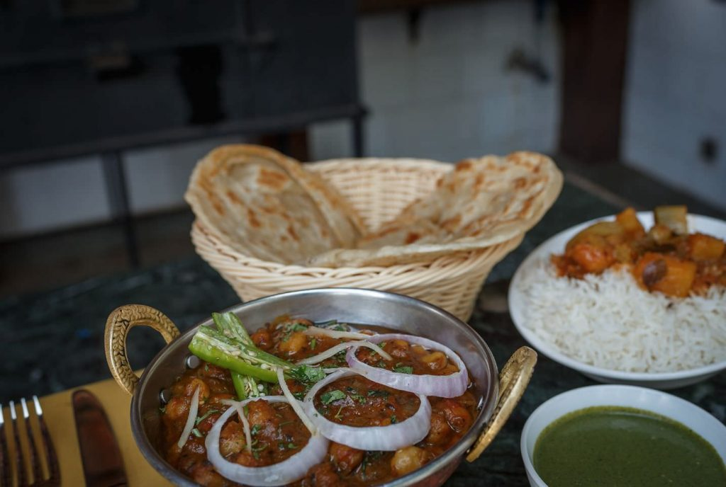 Karma Royal Residences at Haathi Mahal Cuisine