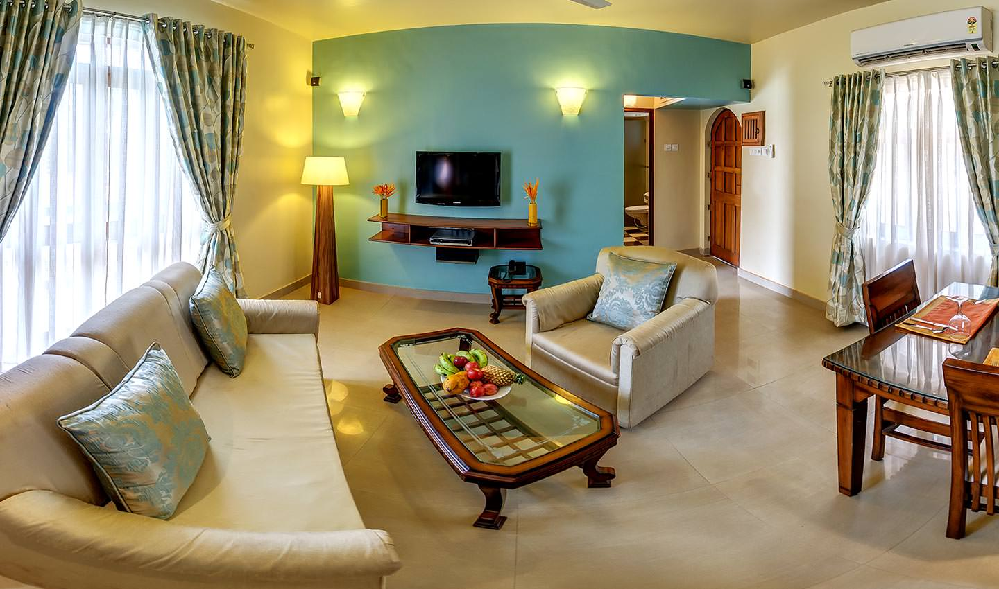 luxury hotel of Karma Royal MonteRio Accommodation Lounge Area