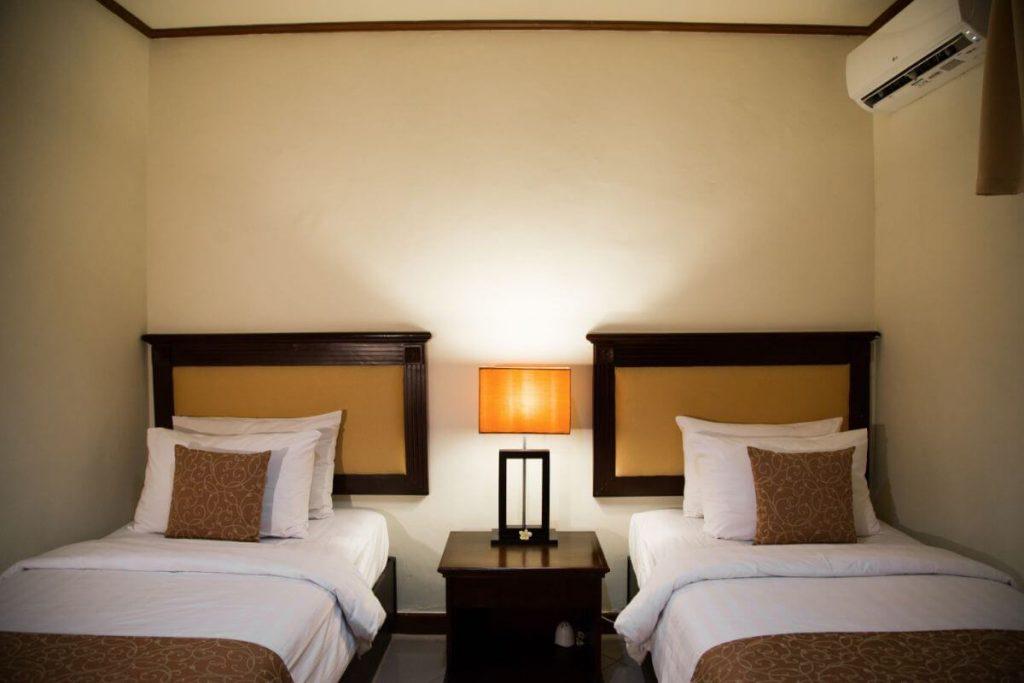 luxury hotel of Karma Royal Sanur Accommodation Twin