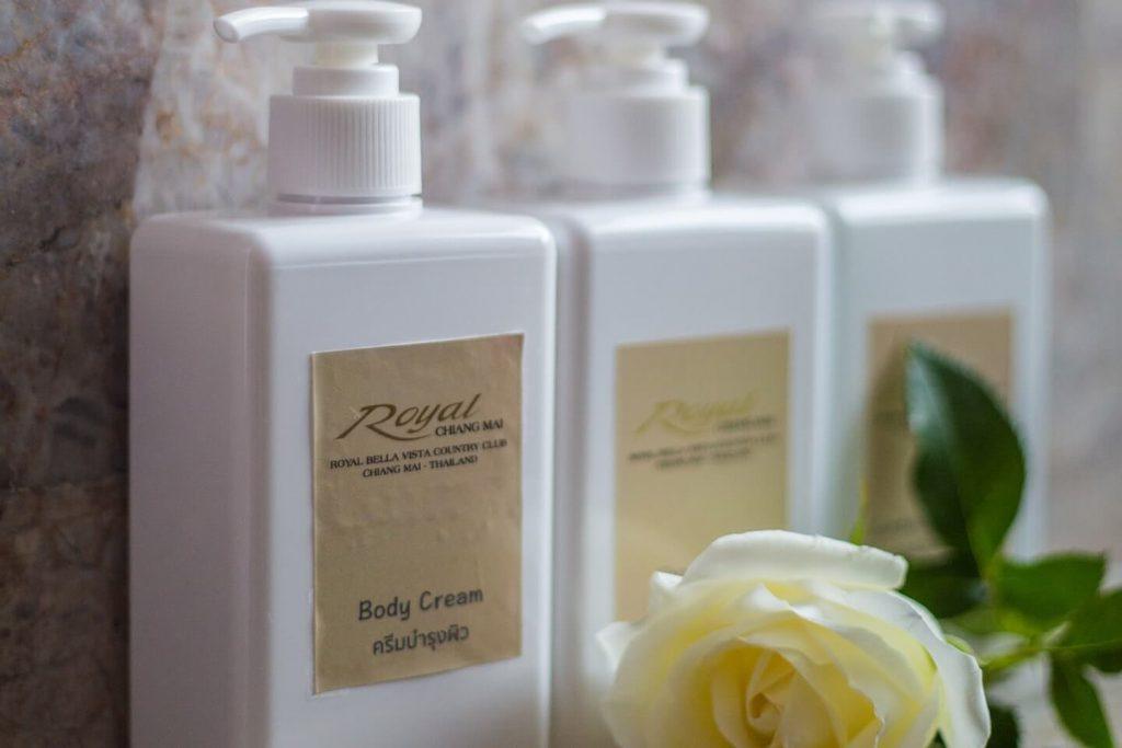 high quality ingredients of Karma Royal Bella Vista Amenities