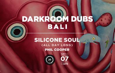 red darkroom dubs bali banner