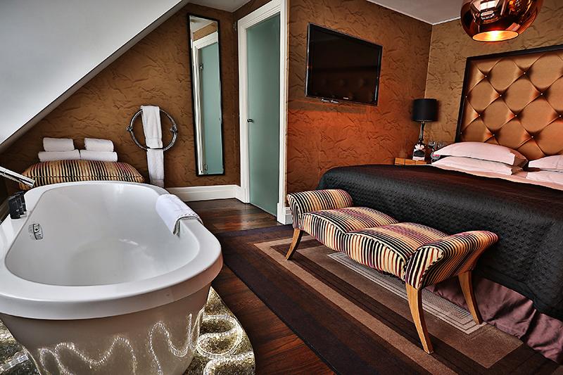luxury hotel of karma sanctum soho Loft Rooms