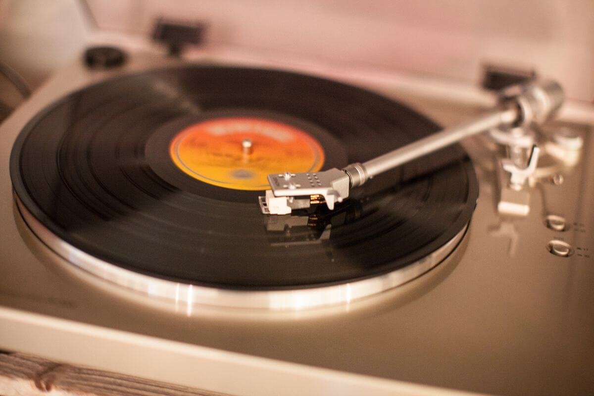 vintage classic of Le Preverger Vinyl Collections