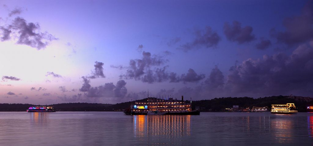 great holiday River Cruise in Goa