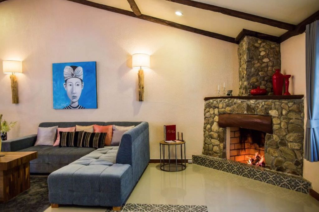 feel great holiday with original Accommodation Open Fireplace at luxury hotel karma royal chiang mai