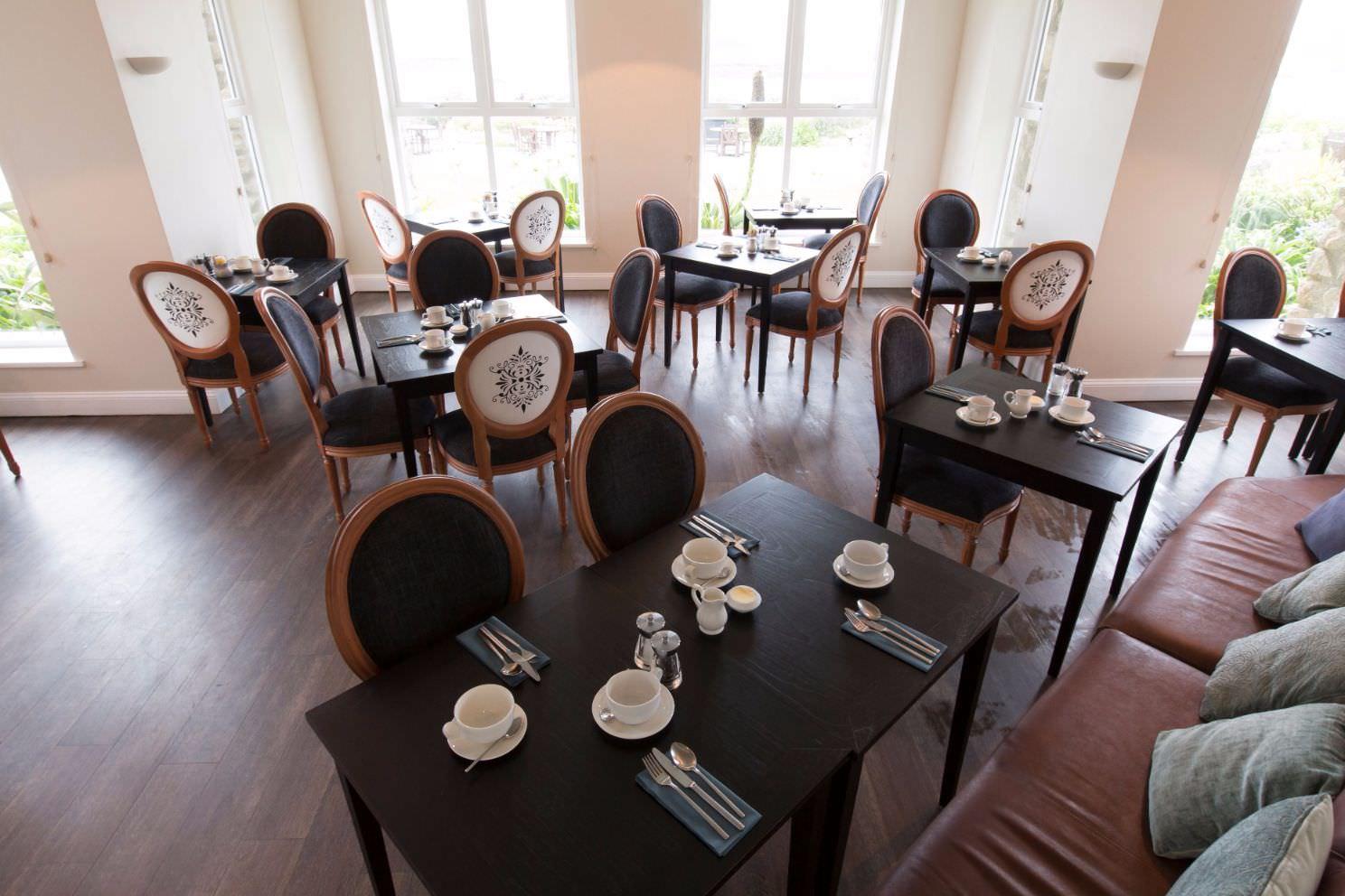 luxury hotel Karma St. Martin Cloudesley Shovell Restaurant