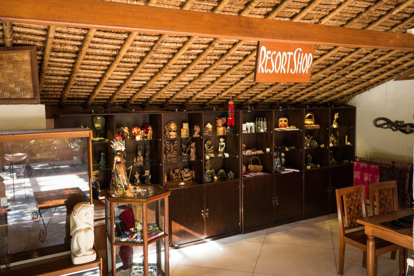Karma Royal Candidasa Resort Shop