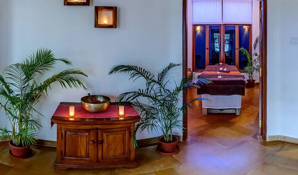 luxury spa and body treatment of Karma Spa at Karma Royal MonteRio