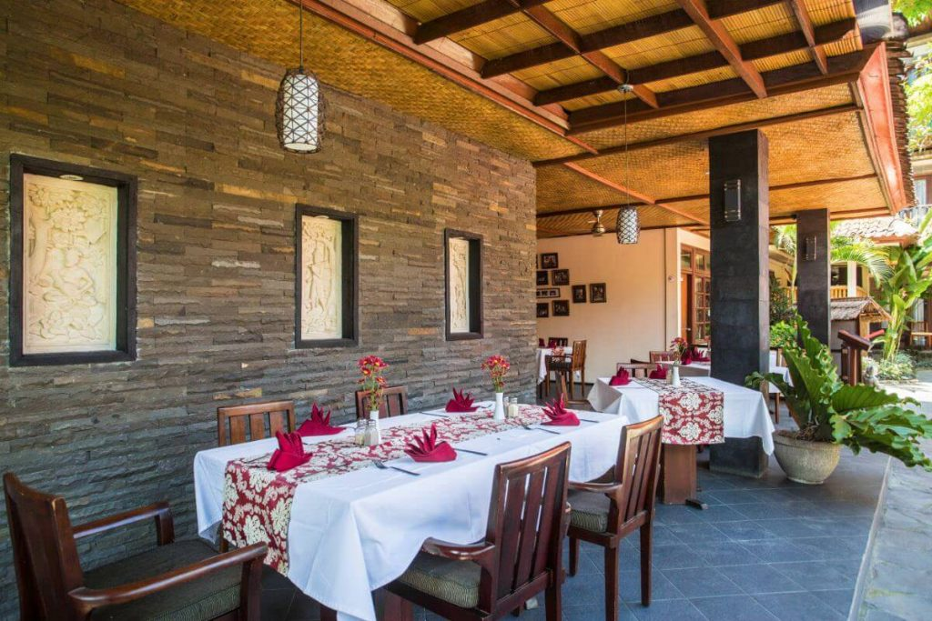 luxury hotel of Karma Royal Sanur Restaurant