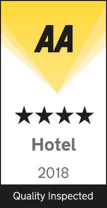 4 stars hotel award