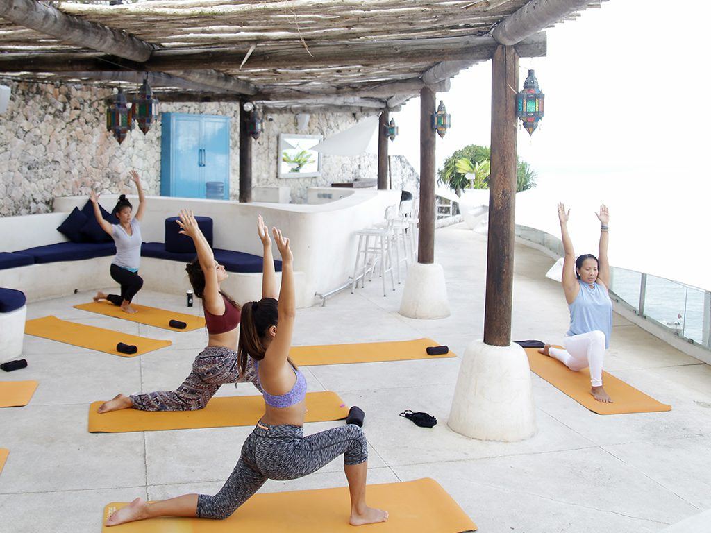 treat your soul and body with holistic yoga getaway
