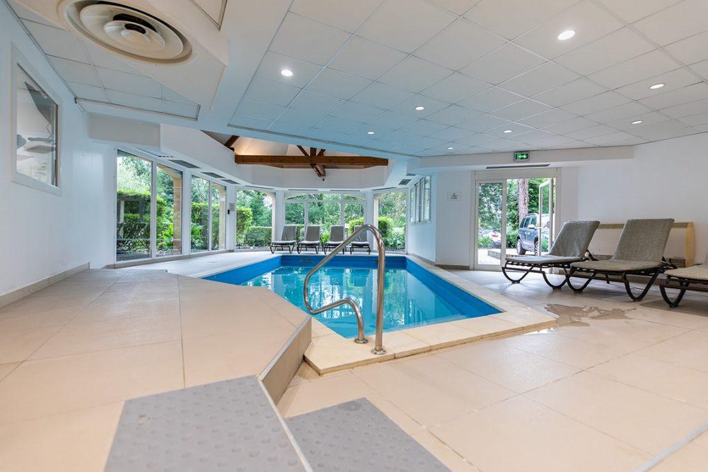 Indoor Pool of Luxury residence karma normande