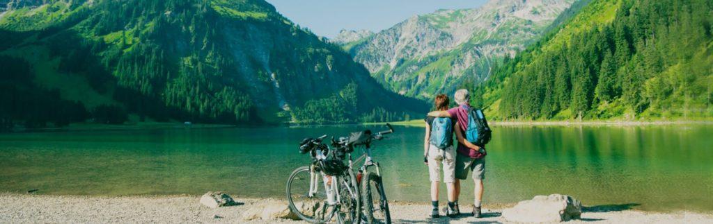 Alpen mountain for Bike and Spa Karma Bavaria