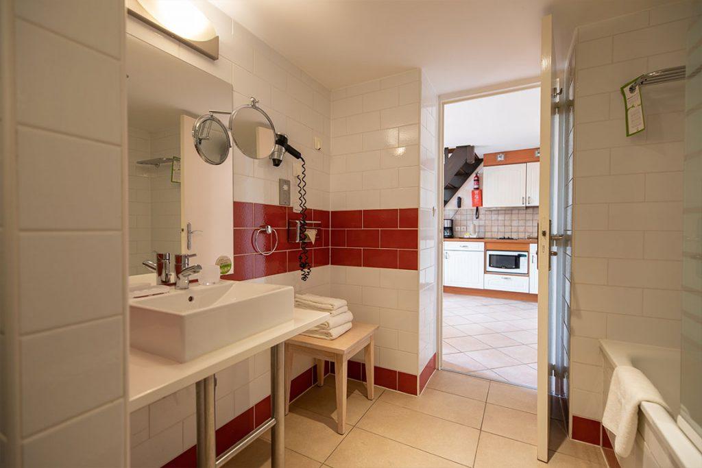luxury residence of Karma Residence Normande bathroom