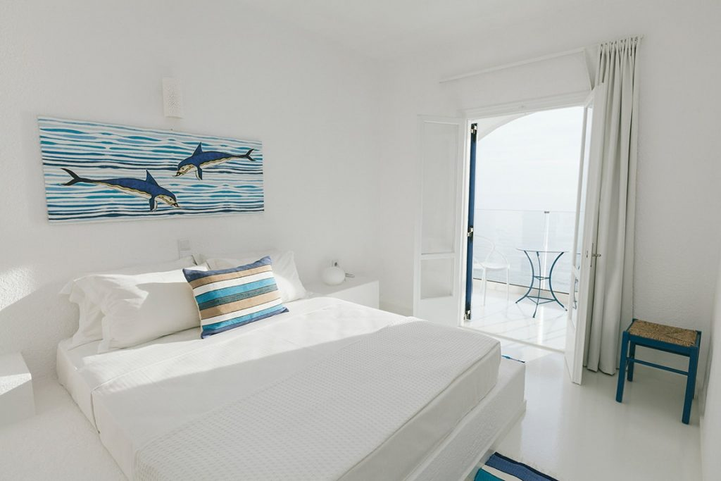 white beauty interior of luxury hotel karma minoan