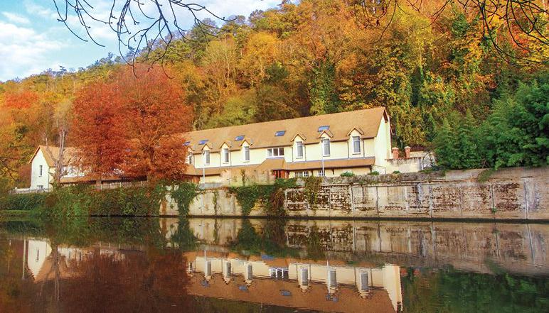 luxury resorts of Karma Normandy Resorts