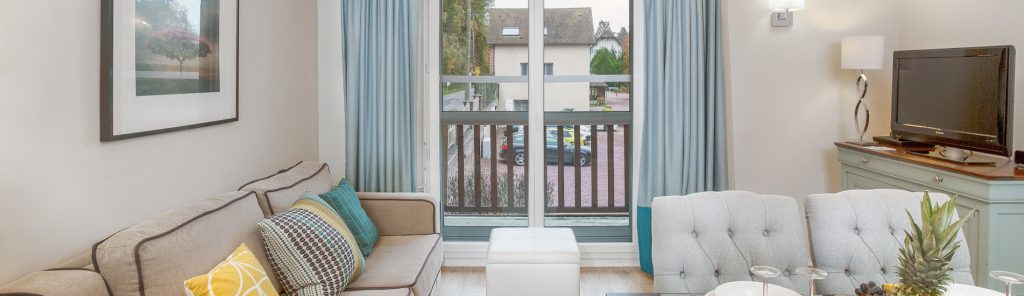 luxury residence of Karma Residence Normande living room