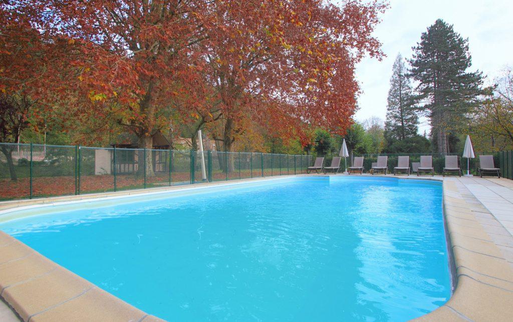 luxury residence of Karma Residence Normande infinity pool