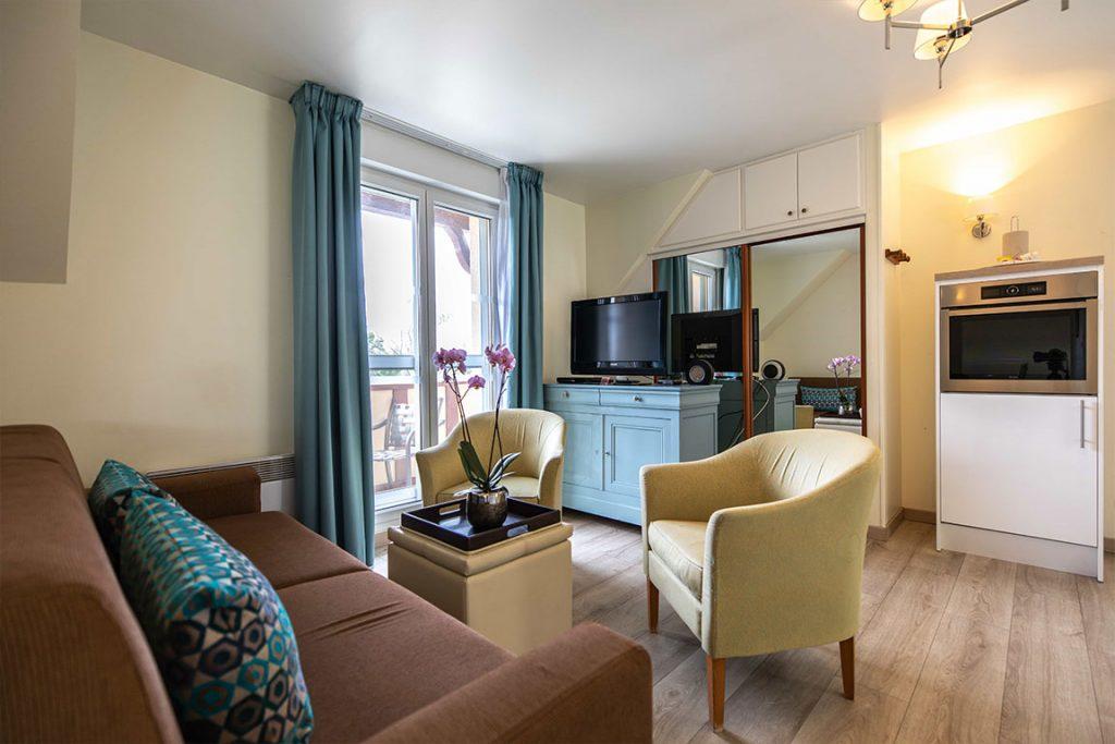 luxury hotel of karma manoir living room