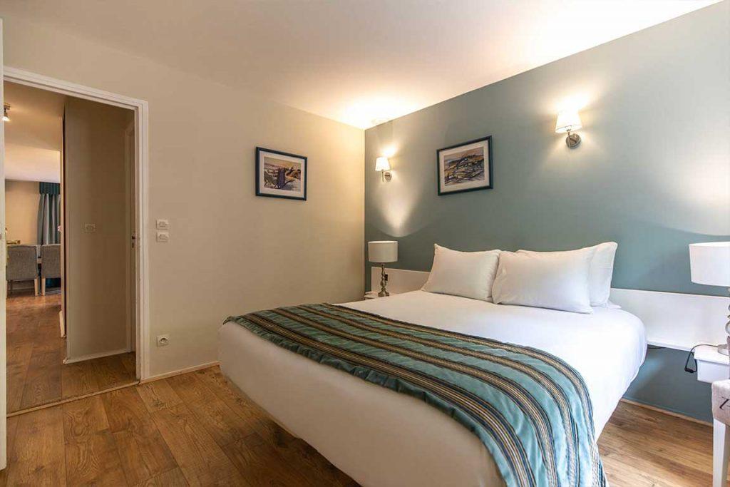 luxury hotel of karma manoir bedroom