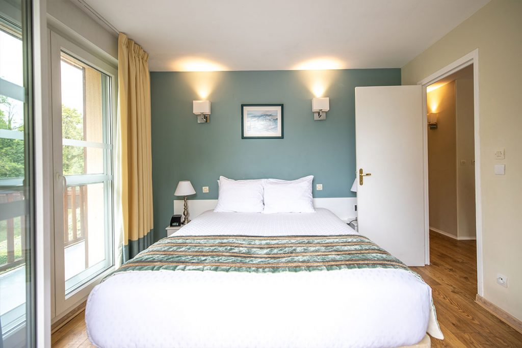 luxury residence of Karma Manoir bedroom