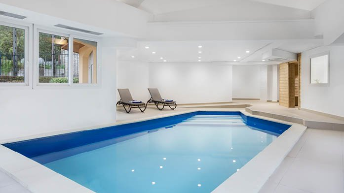 luxury residence of Karma Residence Normande pool