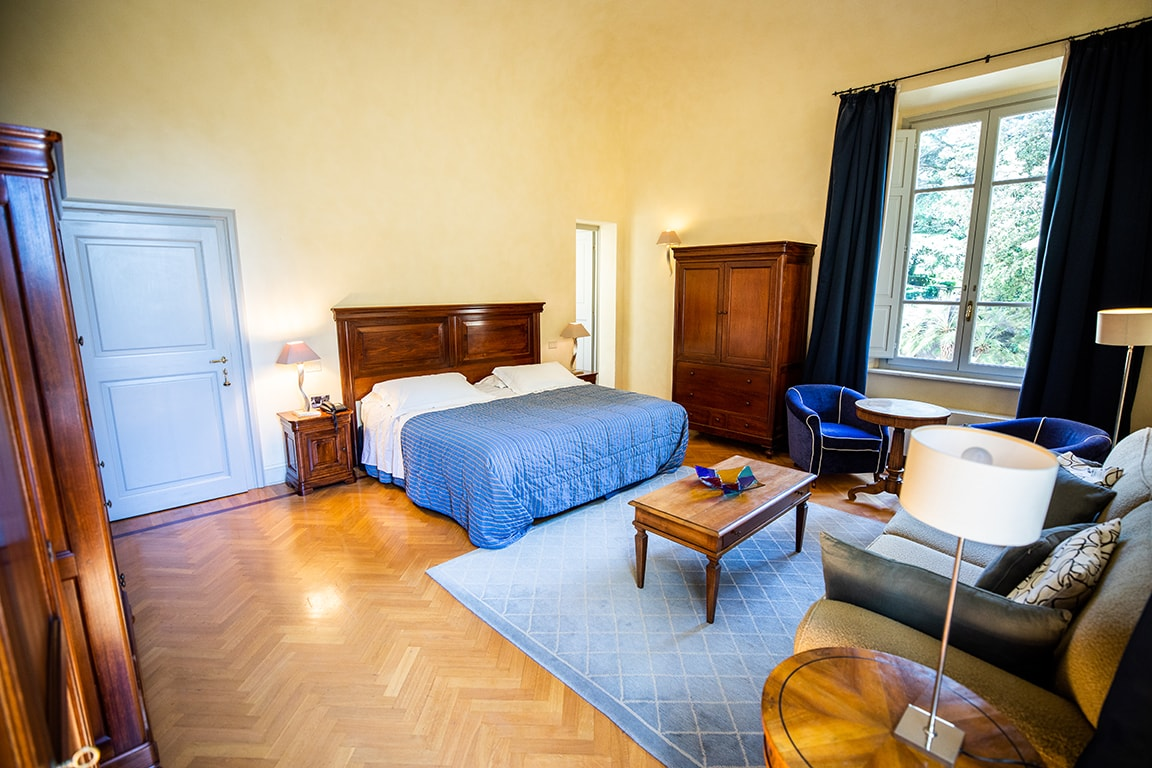 luxury resort of Karma Borgo Di Colleoli livingroom