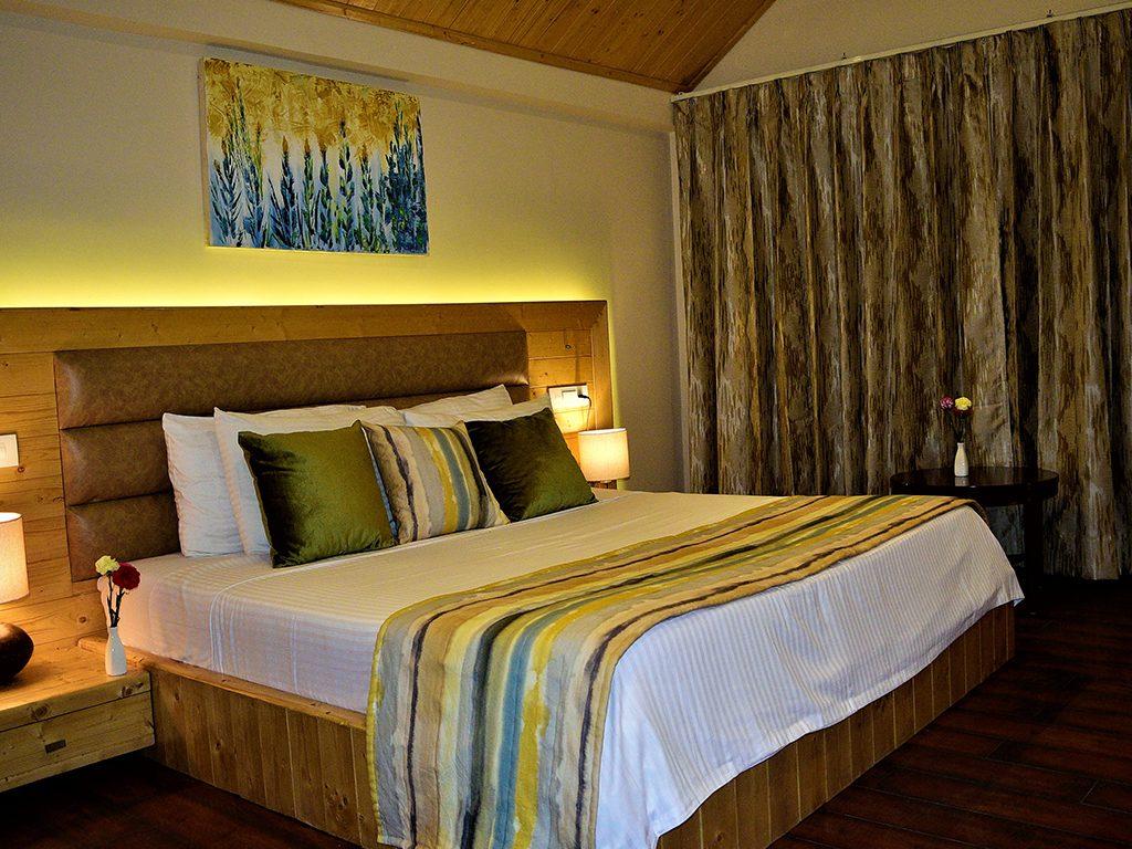 Luxury Hotel of Karma Exotica deluxe bedroom