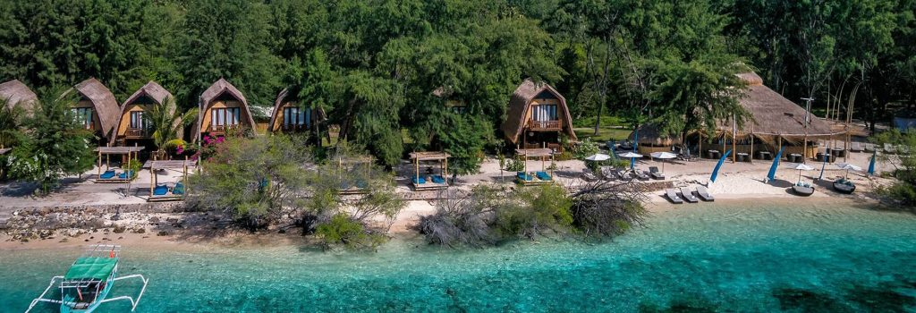 Luxury Resorts of Karma Reef on Gili
