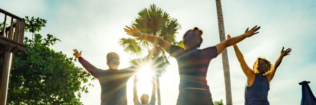Sunday Wellness with Karma resorts