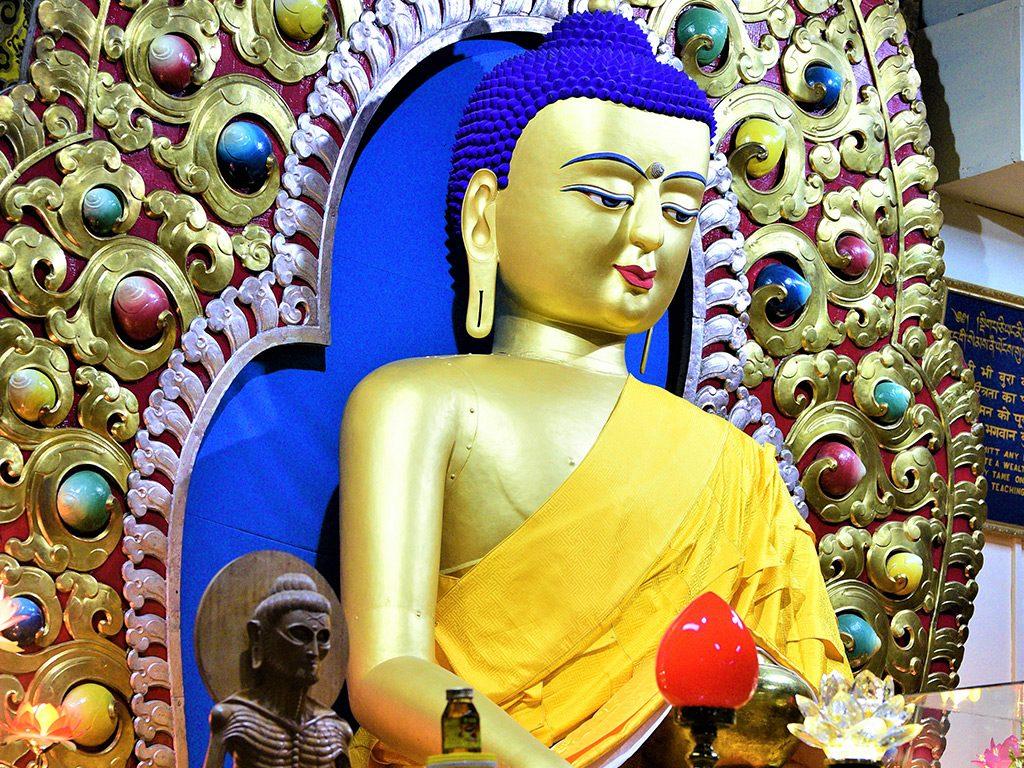 Karma Exotica Buddhist statue