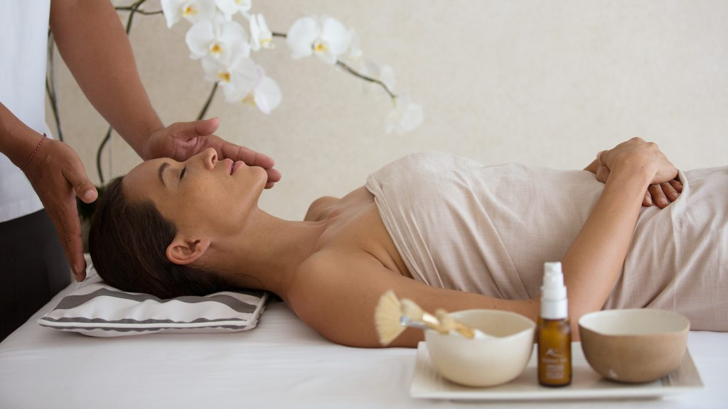Body Treatment and Spa of Luxury Hotel of Karma Minoan Spa