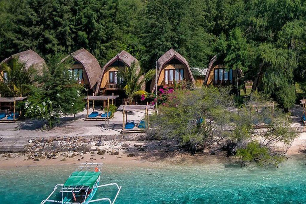 Luxury Resorts of Karma Reef on Gili
