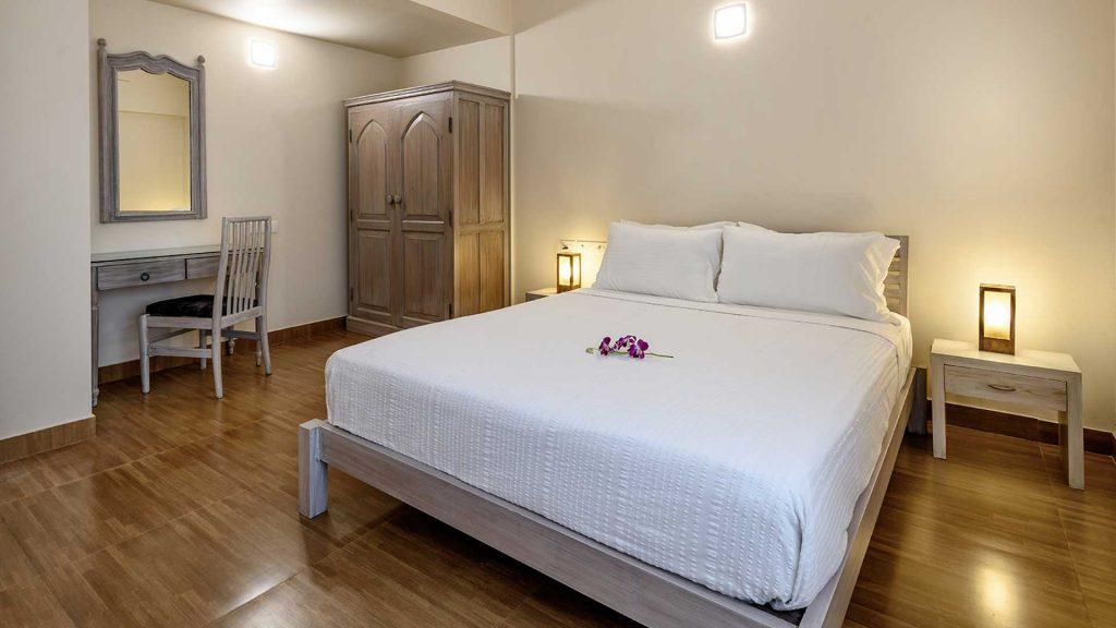 The Rooms and Accommodation, Karma Royal Benaulim, India
