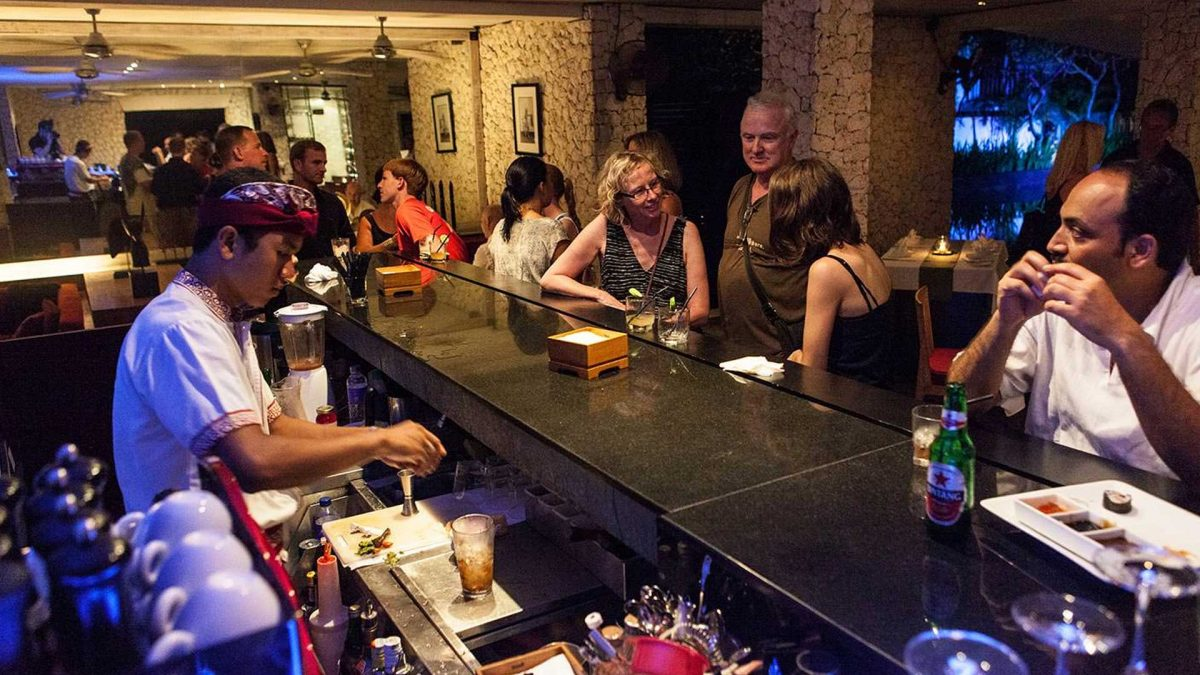 Karma Jimbaran Karma Lounge Bar, Bali, Indonesia