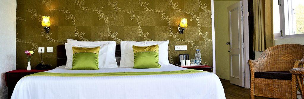 Luxury Hotel of Karma Exotica Bedroom