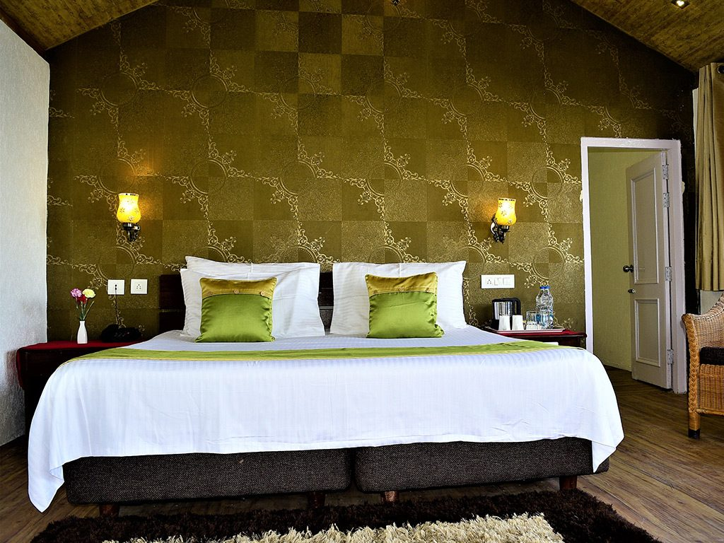 luxury hotel of Karma Hotel bedroom