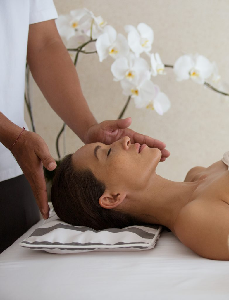 Body treatment and spa at Luxury Hotel Karma Minoan