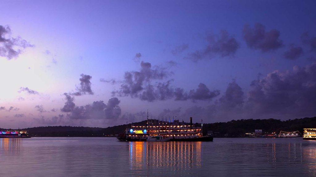 River Cruise in Goa, India