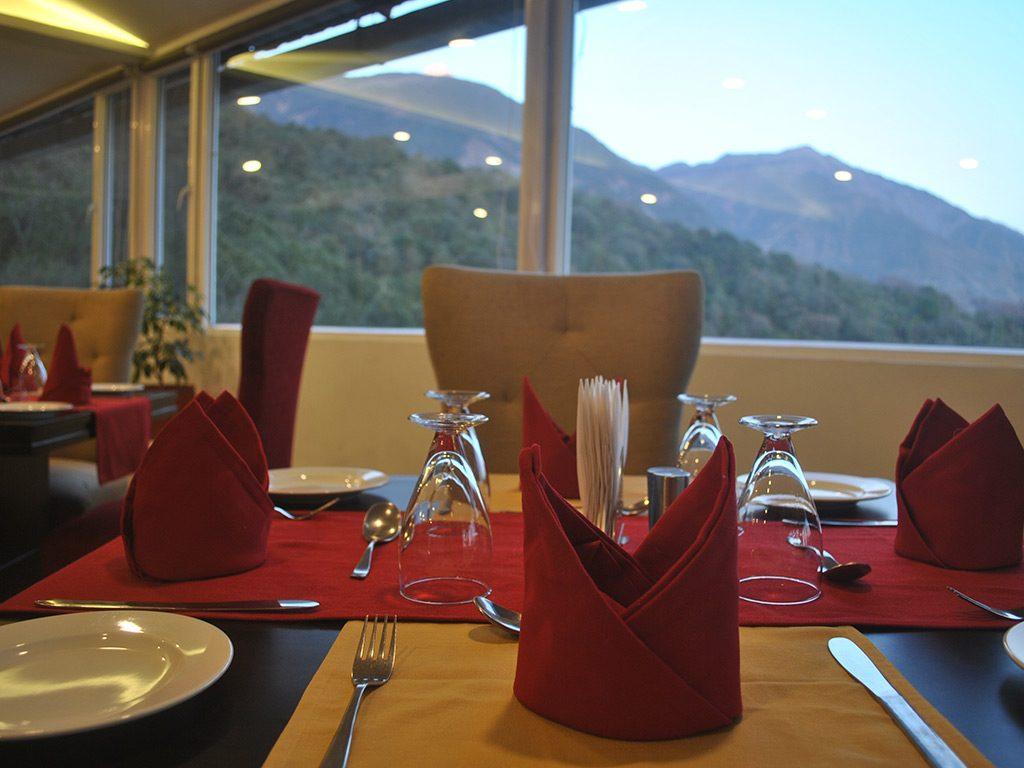 Luxury Hotel of Karma Exotica Restaurant