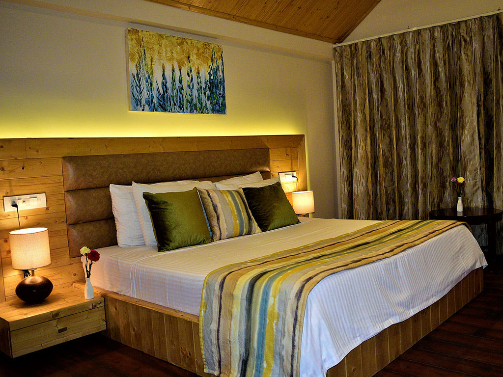 luxury hotel of karma exotica bedroom