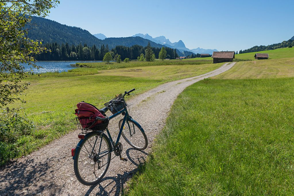 Guided E-Bike Tours package