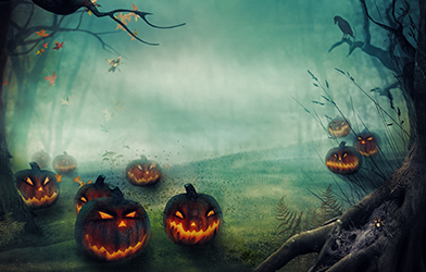 Halloween Party - Eat, Drink & Be Scary