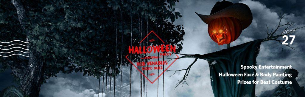 Karma Halloween Party