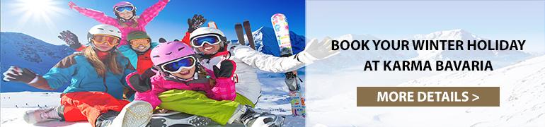 Karma Bavaria Ski offer