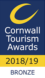 Cornwall Tourism Awards 2018/19 BRONZE