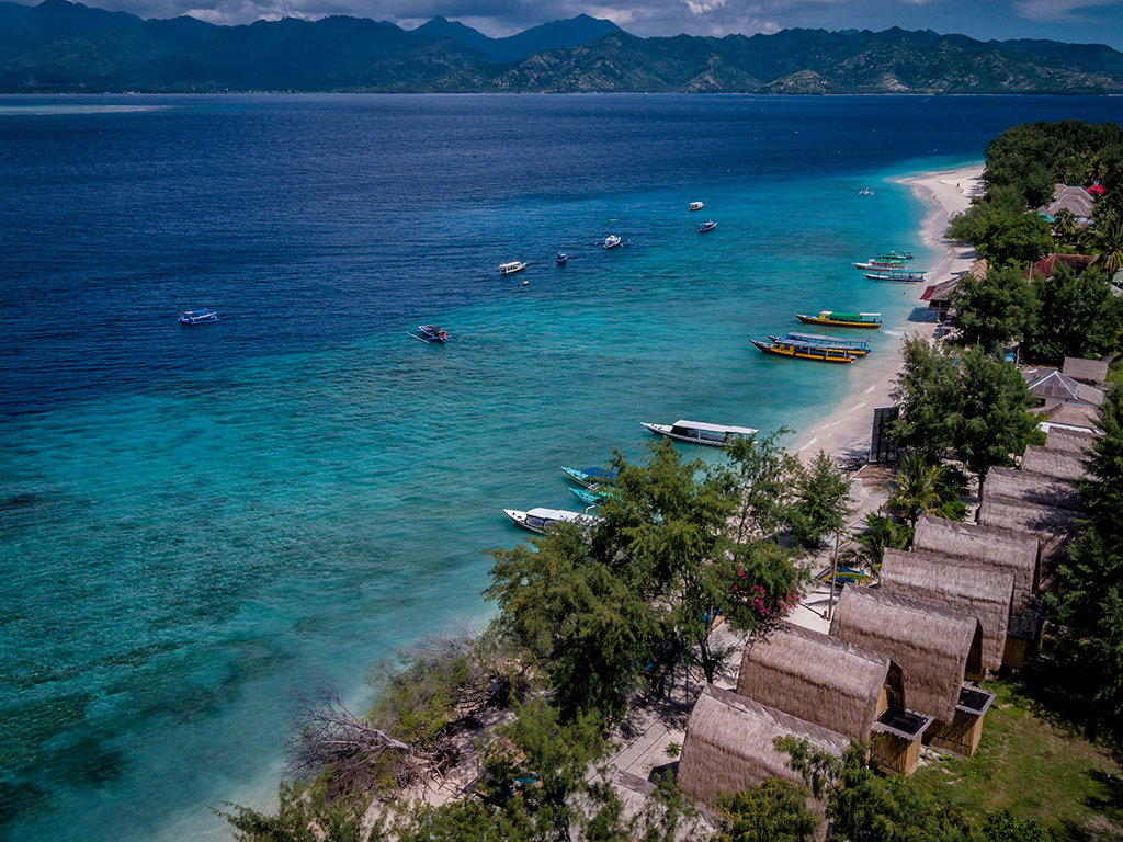 Karma Reef Gili Meno Grand Opening – 4 March 2019