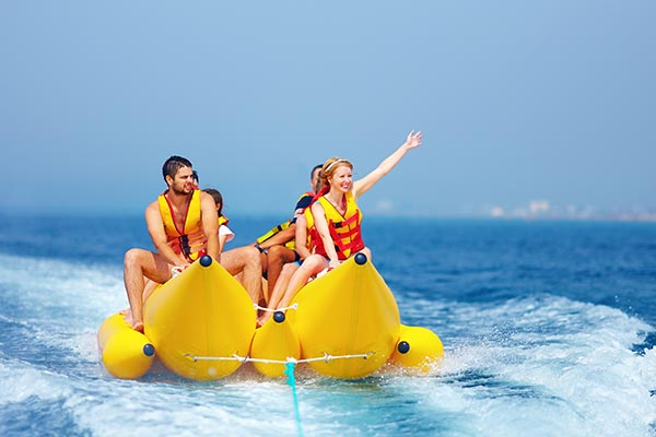 Water Sports Activity Package at Karma Jimbaran